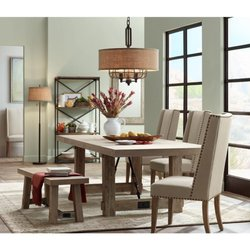 Photo Of Lamps Plus Denver Co United States A Modern Farmhouse Dining