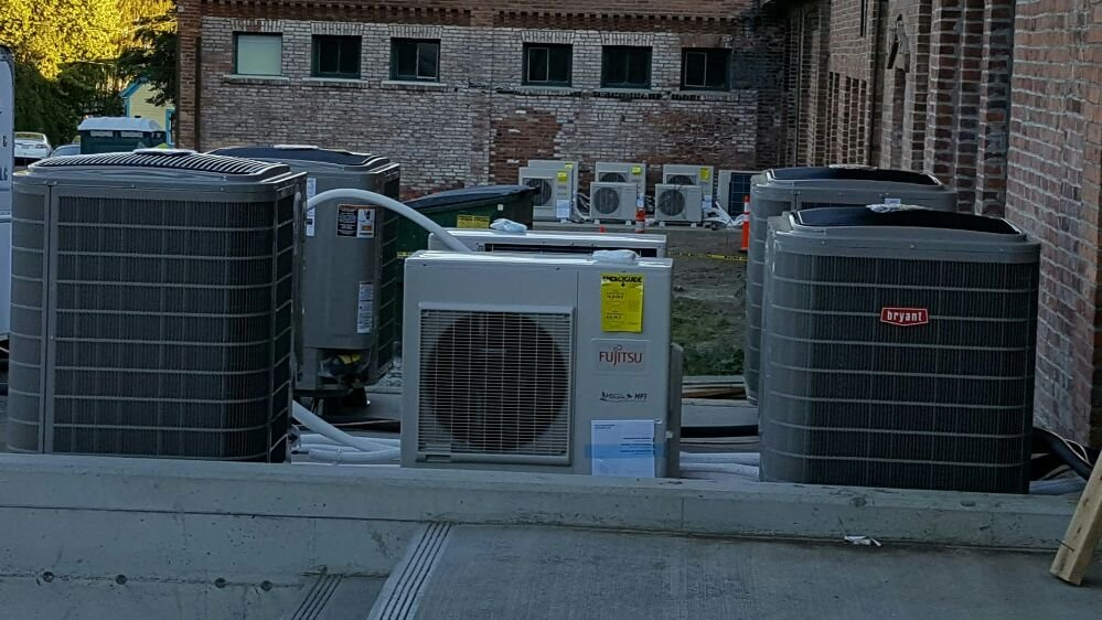 Central Heating & Cooling: Cle Elum, WA