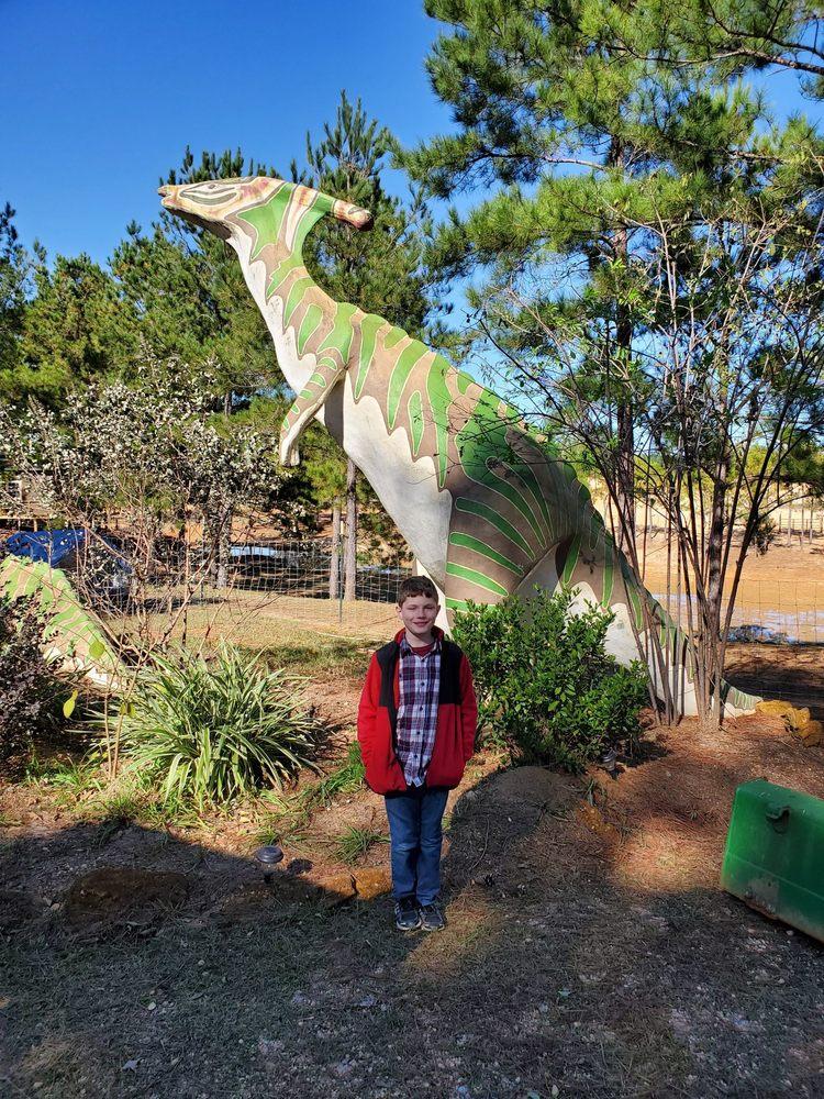 Dinosaur Adventure Land: 488 Pearl Ln, Repton, AL