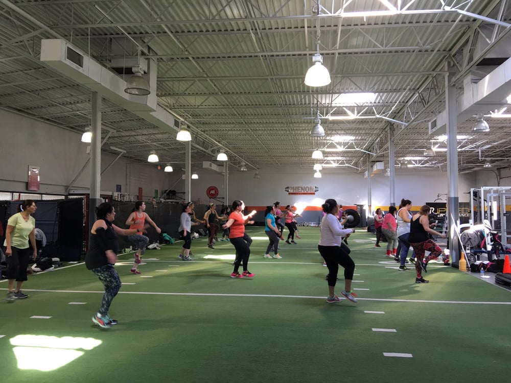 Full Out Fitness: 21680 Ridgetop Cir, Sterling, VA