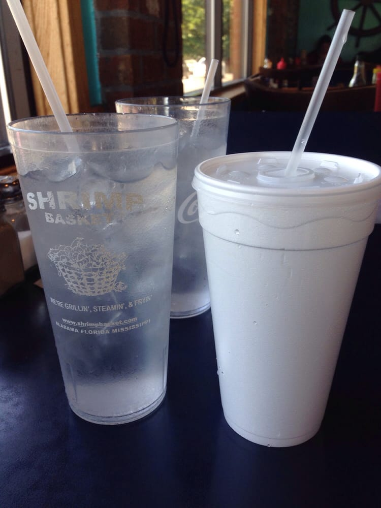 styrofoam cup with lid is a child s water really water cup is