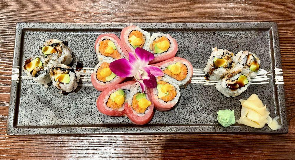 Shoku Sushi & Bar: 5140 Old Charlotte Hwy, Monroe, NC