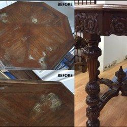 Photo Of Furniture Medic   Houston, TX, United States. Complete Refinish  Restoration ...
