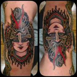 3c6a9e6b559aa Photo of Two Headed Dog Tattoo Studio - Montville, NJ, United States. By