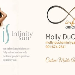 Infinity Custom Tans - Spray Tanning - Cordova, Memphis, TN ...