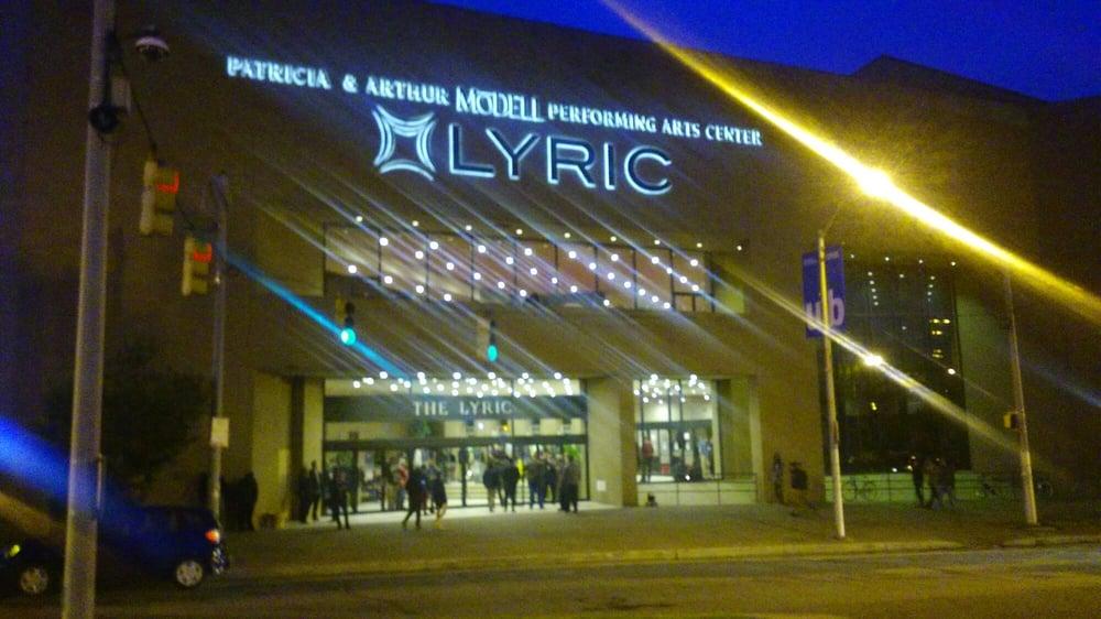 Restaurants Near Modell Performing Arts Center At The Lyric