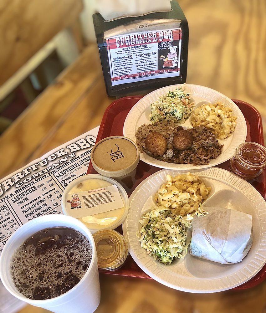 Currituck BBQ: 4467 Caratoke Hwy, Barco, NC