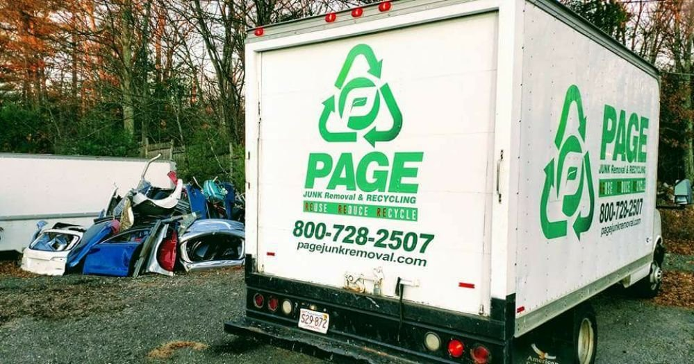 Page Junk Removal and Recycling: Bellingham, MA