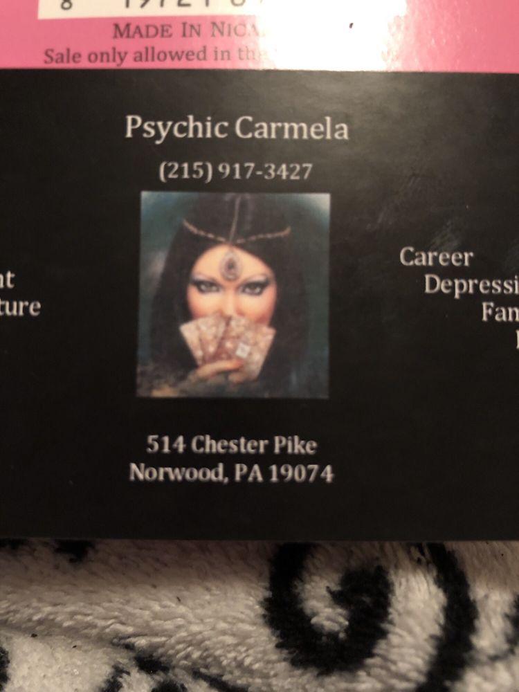 Norwood Spiritual Center: 514 Chester Pike, Norwood, PA