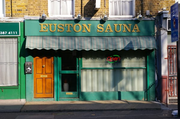 Gay saunas in London - Time Out