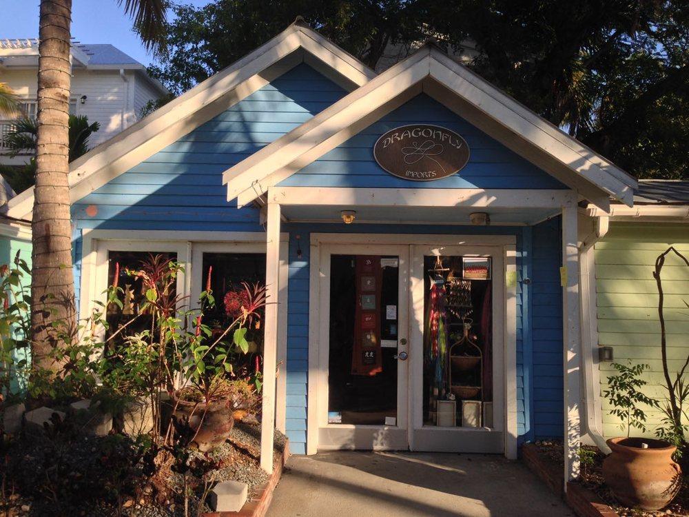 Dragonfly Imports: 205 Elizabeth St, Key West, FL