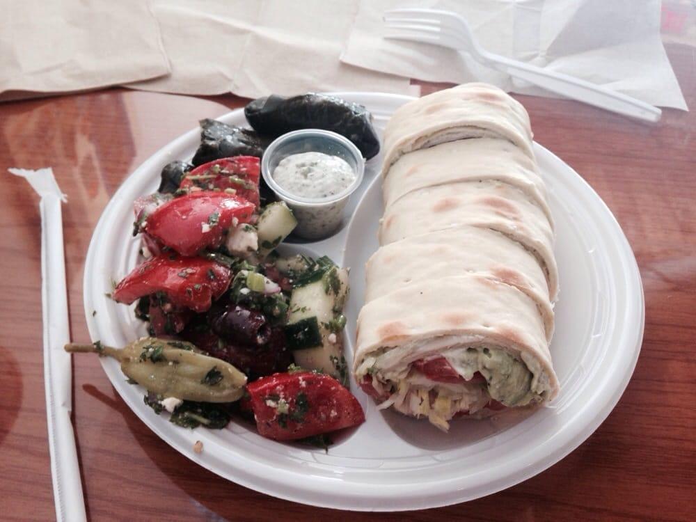 Hovan Mediterranean Gourmet: 2148 Johnson Ferry Rd, Atlanta, GA