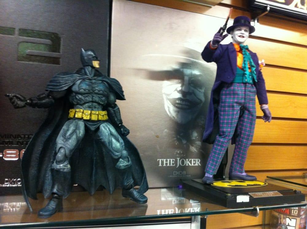 Arkham City: Dark Knight Returns Batman vs '89 Jack ...