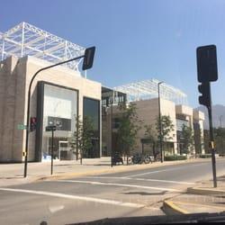Mall nueva costanera santiago