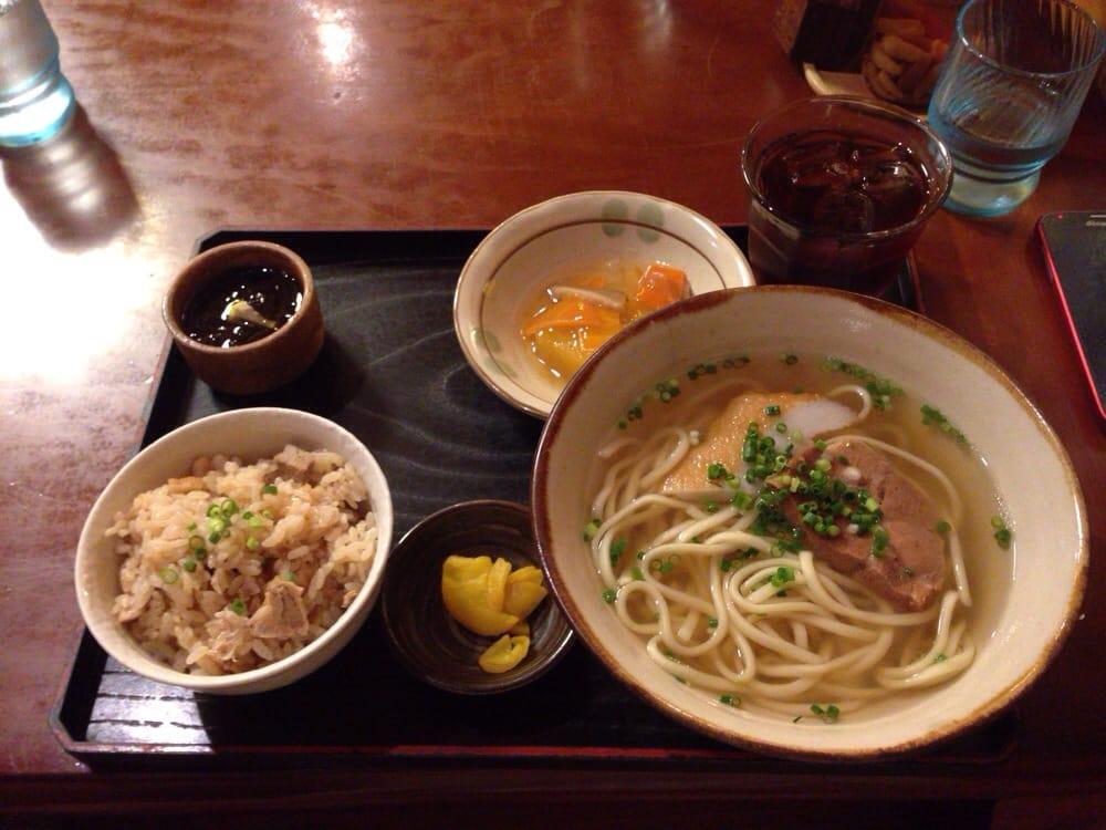 古謝製麺所