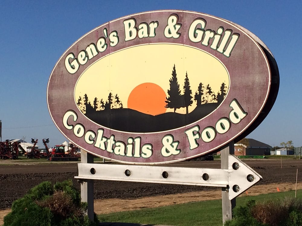 Gene's Bar & Grill: 1095 3rd St NW, Roseau, MN
