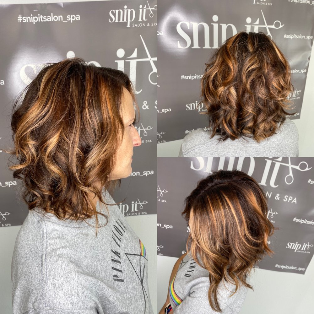 Snip it Salon and spa: 441 N Duncan Bypass, Union, SC