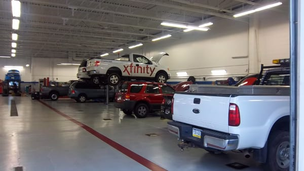Fred Beans Ford Of Boyertown 525 Route 100 N Bechtelsville Pa Auto