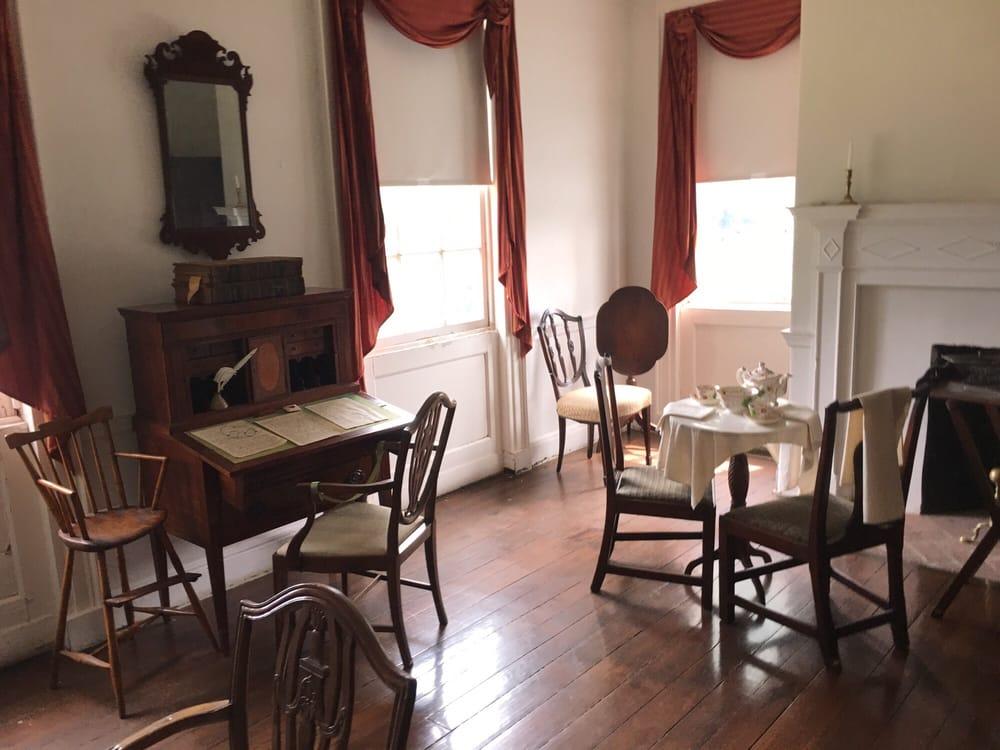 Joseph Priestley House: 472 Priestley Ave, Northumberland, PA