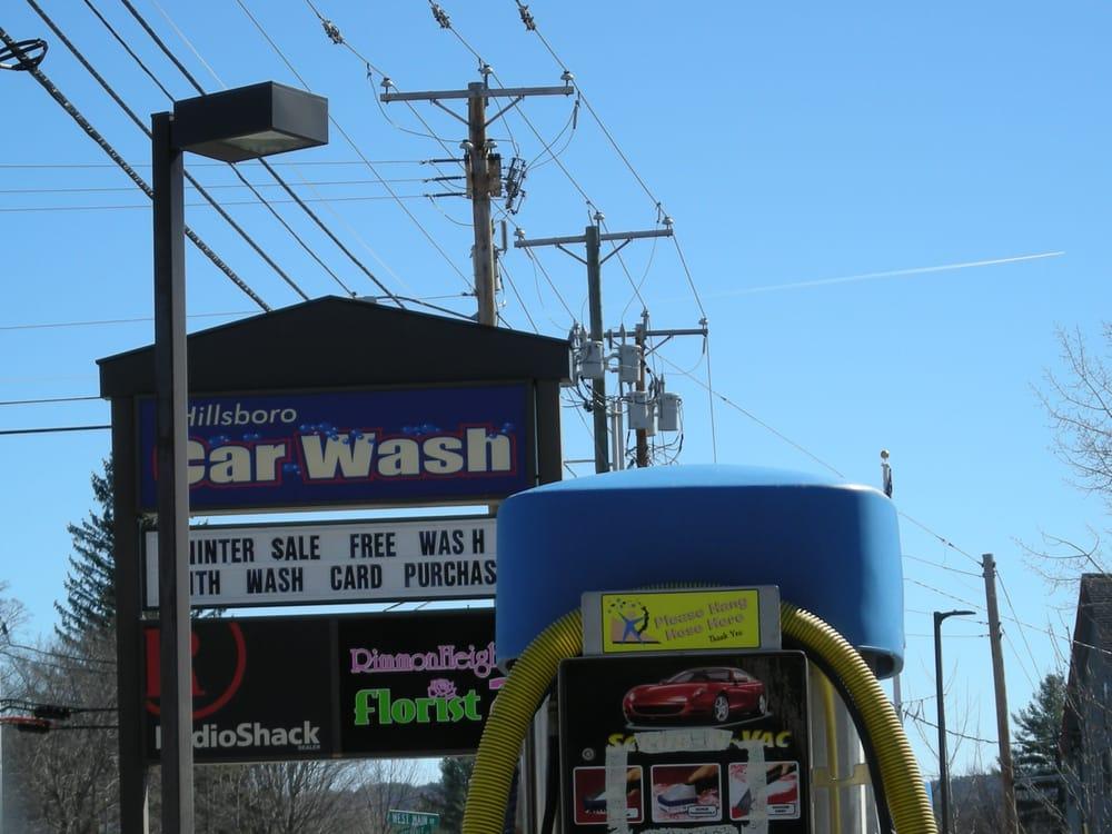 Hillsborough Car Wash: 3 Intervale Dr, Hillsborough, NH