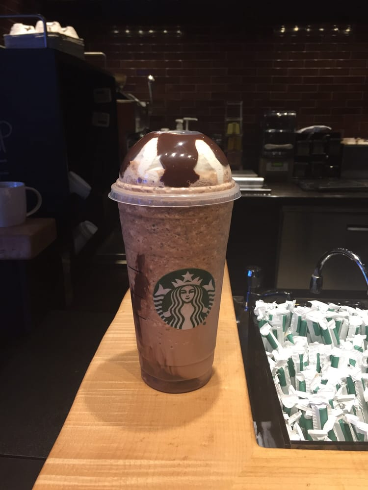 Venti Double Chocolate Chip Frappuccino Free Lucky Do Zone