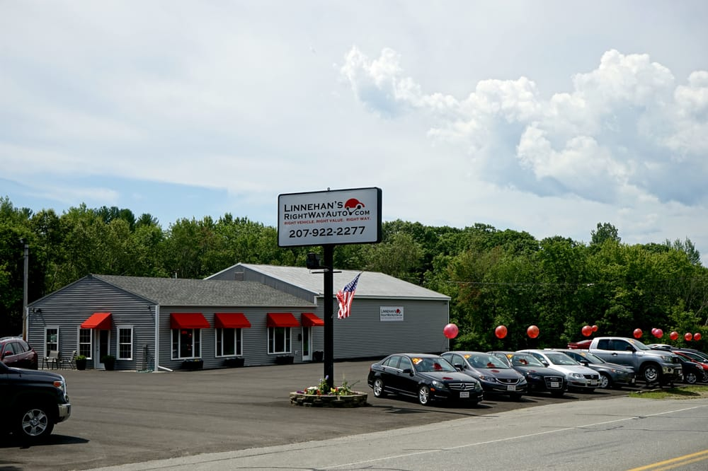 Linnehan's Right Way Auto: 44 Griffin Rd, Bangor, ME