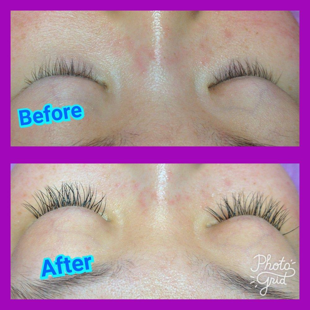 Amazing Eyelash Extensions By The Wonderful Shiori Yelp