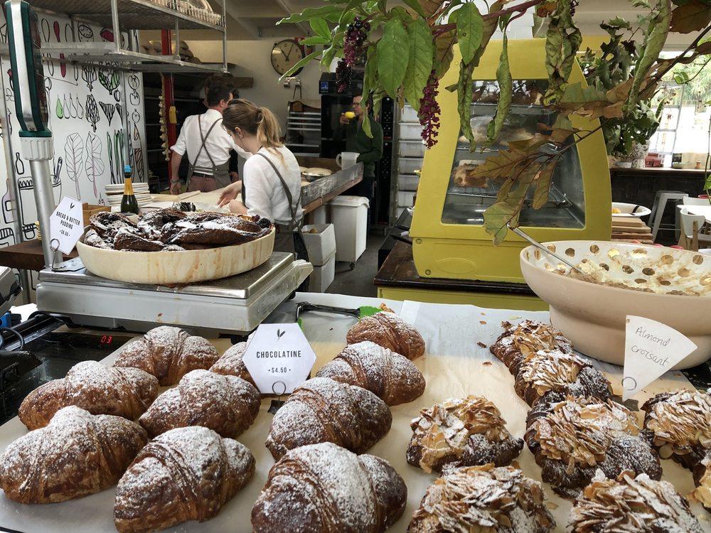 Proserpina Bakery & Cafe