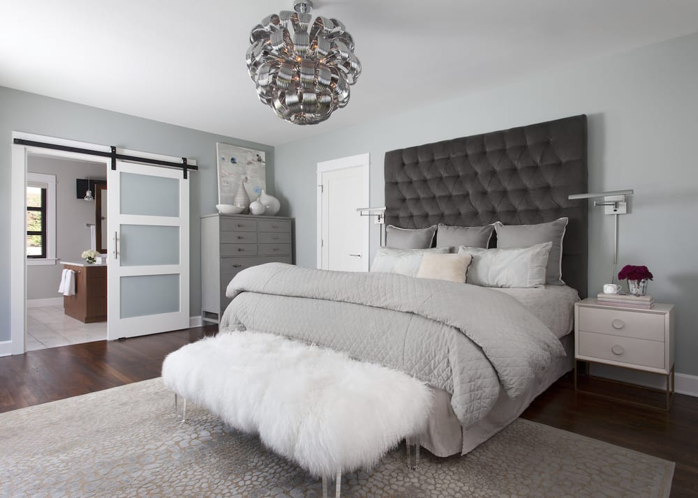 Modern Luxe Interieur : Modern luxe master bedroom by robin colton studio featured in
