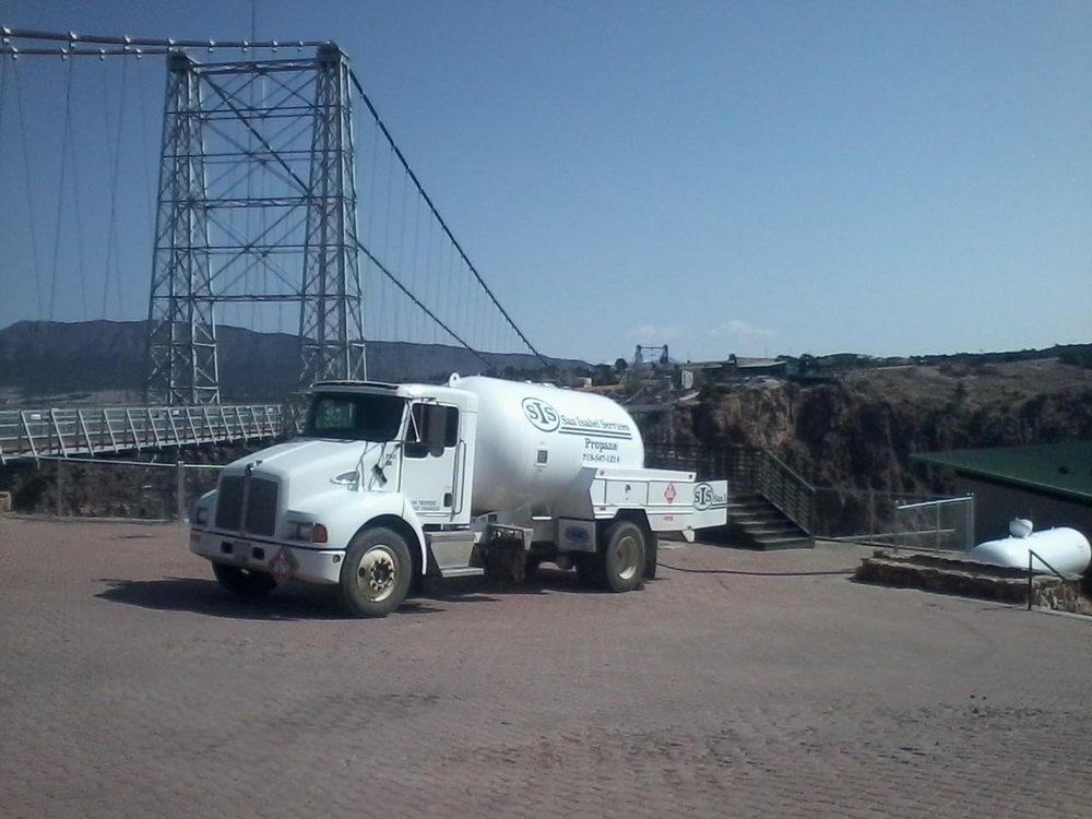 San Isabel Services Propane: 90 N Laser Dr, Pueblo West, CO