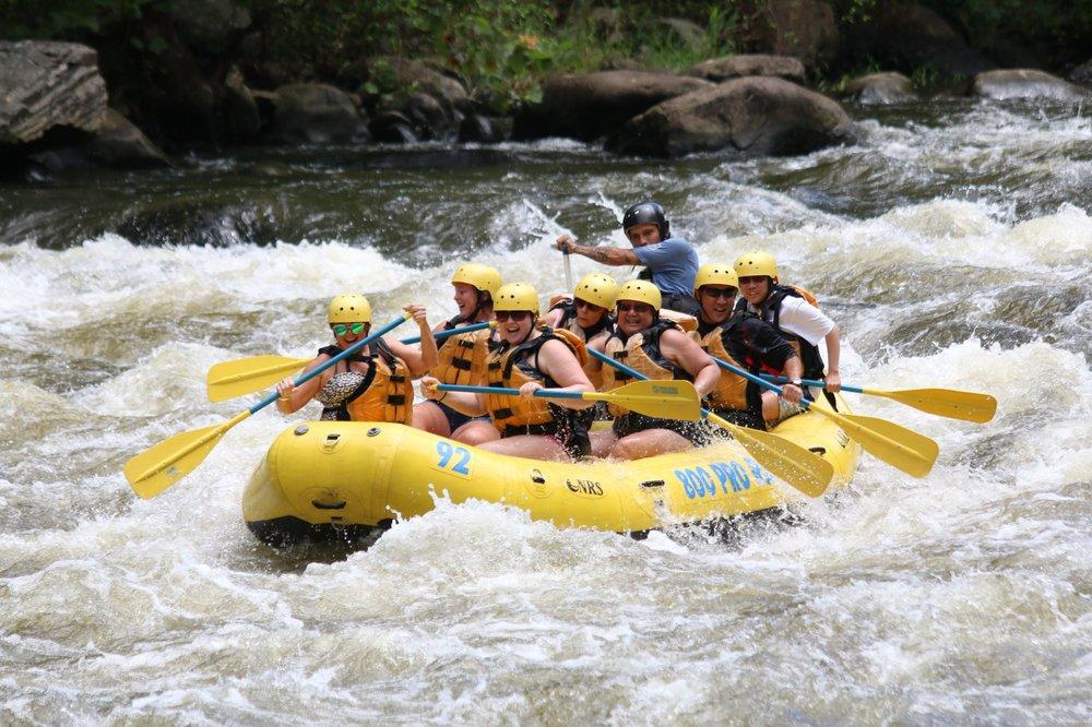 Smoky Mountain Rafting: 103 Silverbell Ln, Gatlinburg, TN