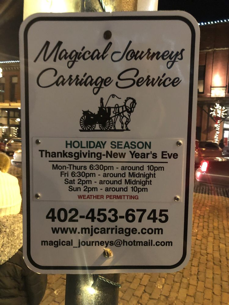 Magical Journeys Carriage Service