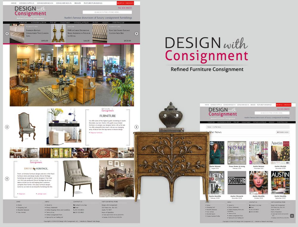 Design With Consign Yelp