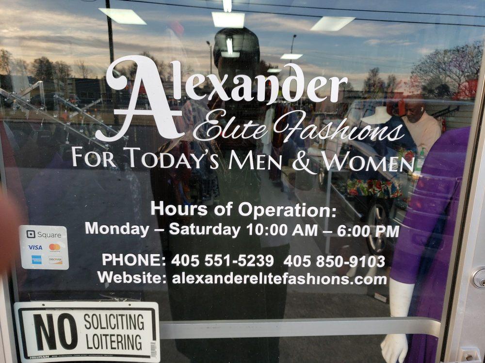 Alexander Elite Fashions