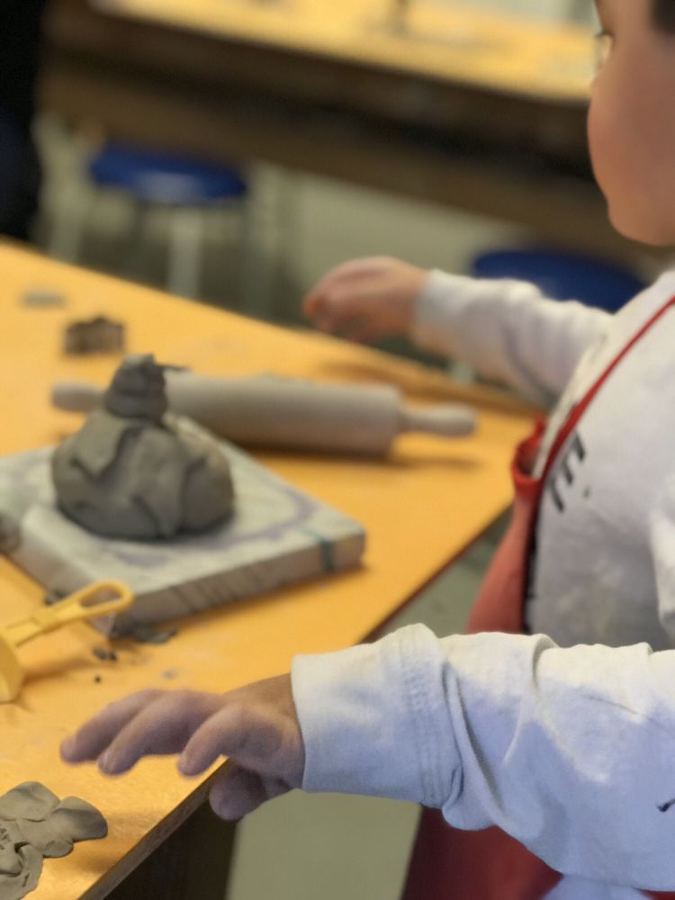 Kids Clay Room: 2646 N Halsted St, Chicago, IL
