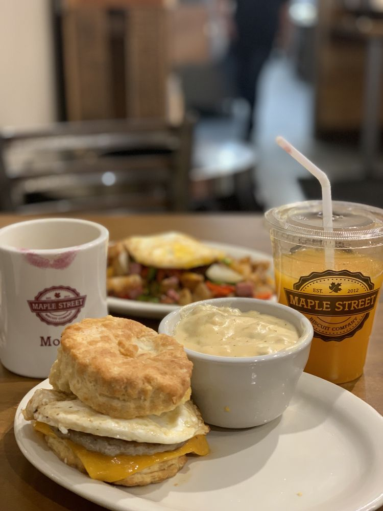 Maple Street Biscuit Company - Mobile: 5054 Old Shell Rd, Mobile, AL