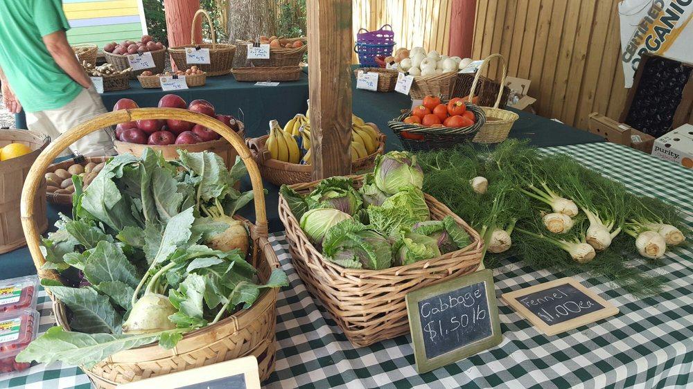 Sweetwater Organic Community Farm: 6942 W Comanche Ave, Tampa, FL