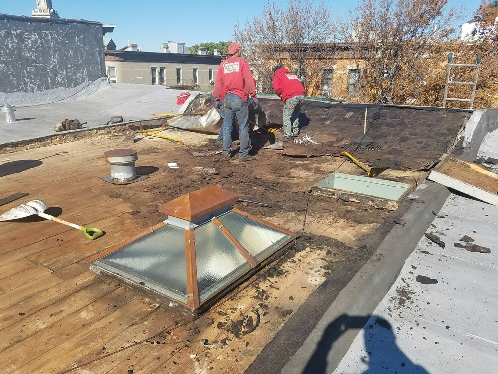 Removing Turn Of The 19th Century Metal Off Roof Yelp
