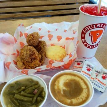 Popeyes Louisiana Kitchen 25 Reviews Chicken Wings 2355 W