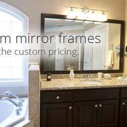 Nice Photo Of Frames For Bathrooms   Pembroke Pines, FL, United States.  Transforming Your