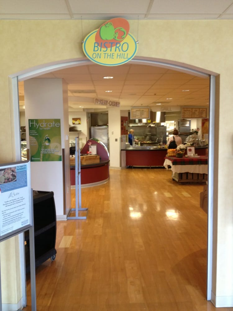 The Bistro on the Hill: 500 Hospital Dr, Warrenton, VA