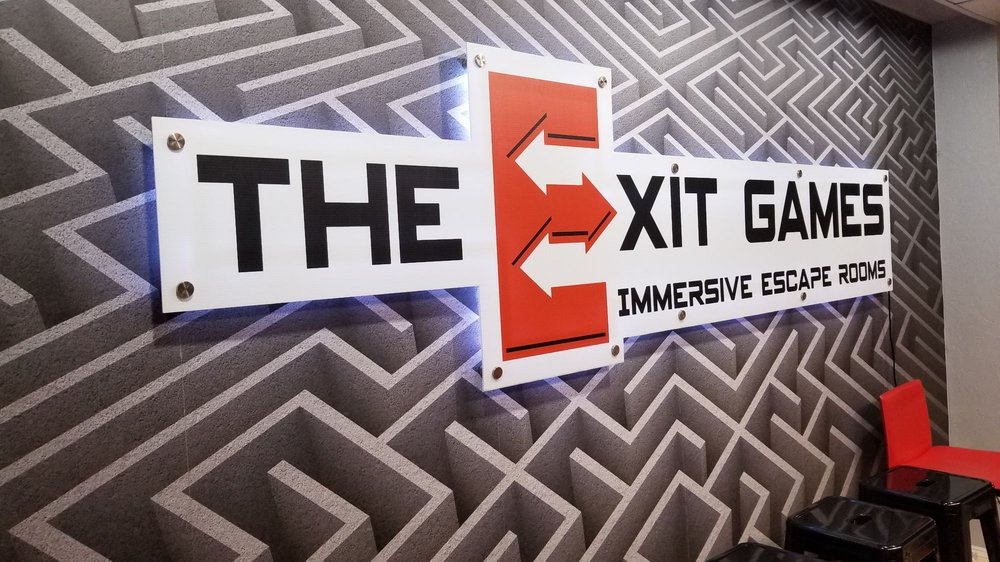 The Exit Games: 2 N Front St, Wilmington, NC