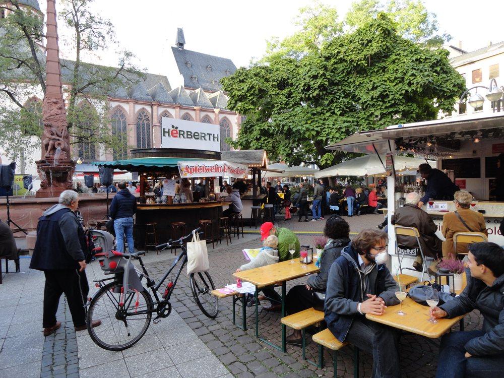 Fest des federweissen festivales liebfrauenberg for Liebfrauenberg frankfurt