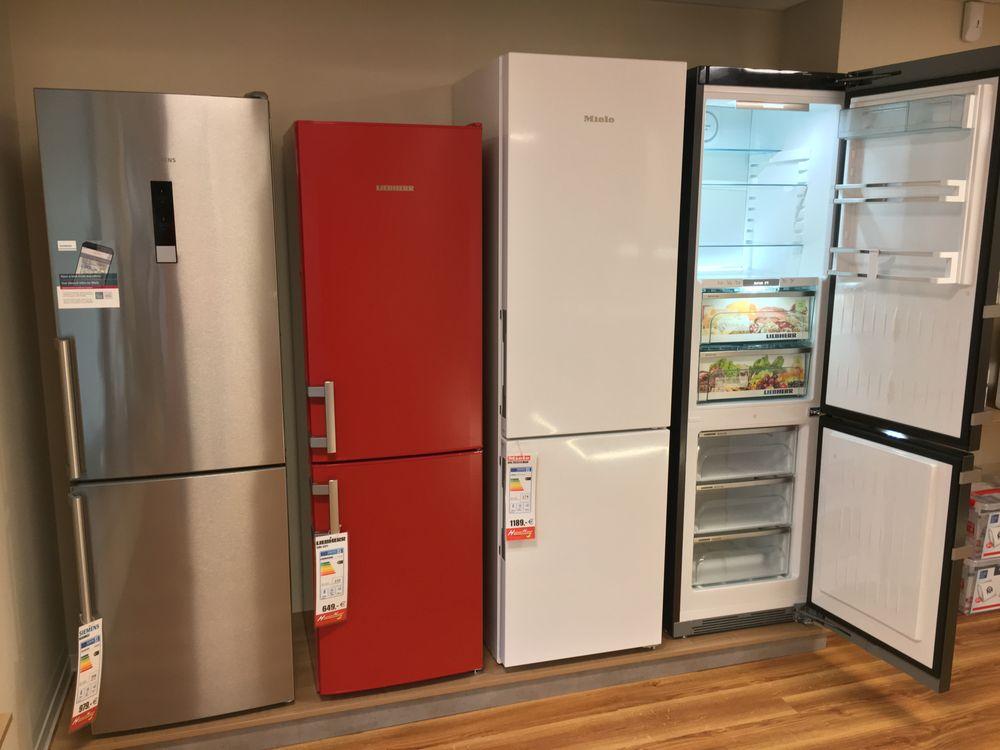 Kühlschränke von Siemens, Miele und Liebherr - Yelp