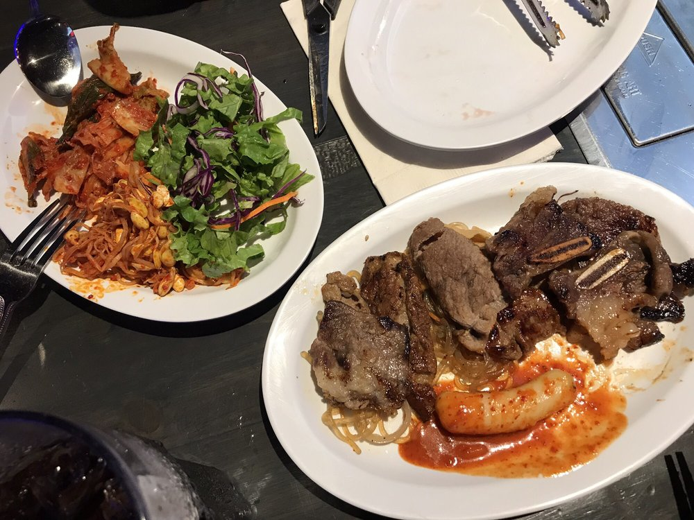 Jin Korean BBQ: 3645 Cypress Creek Pkwy, Houston, TX