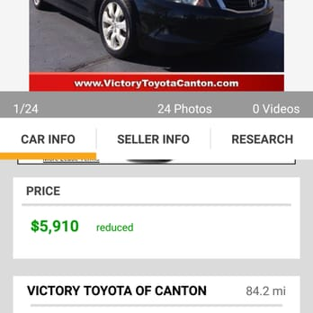 Elegant Victory Toyota Of Canton   24 Photos U0026 31 Reviews   Car Dealers   46352  Michigan Ave, Canton, MI   Phone Number   Yelp