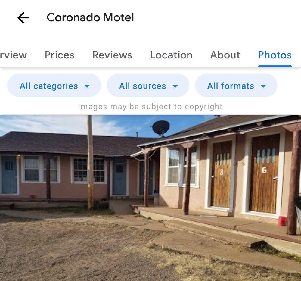 Coronado Motel: 309 W Sumner Ave, Fort Sumner, NM