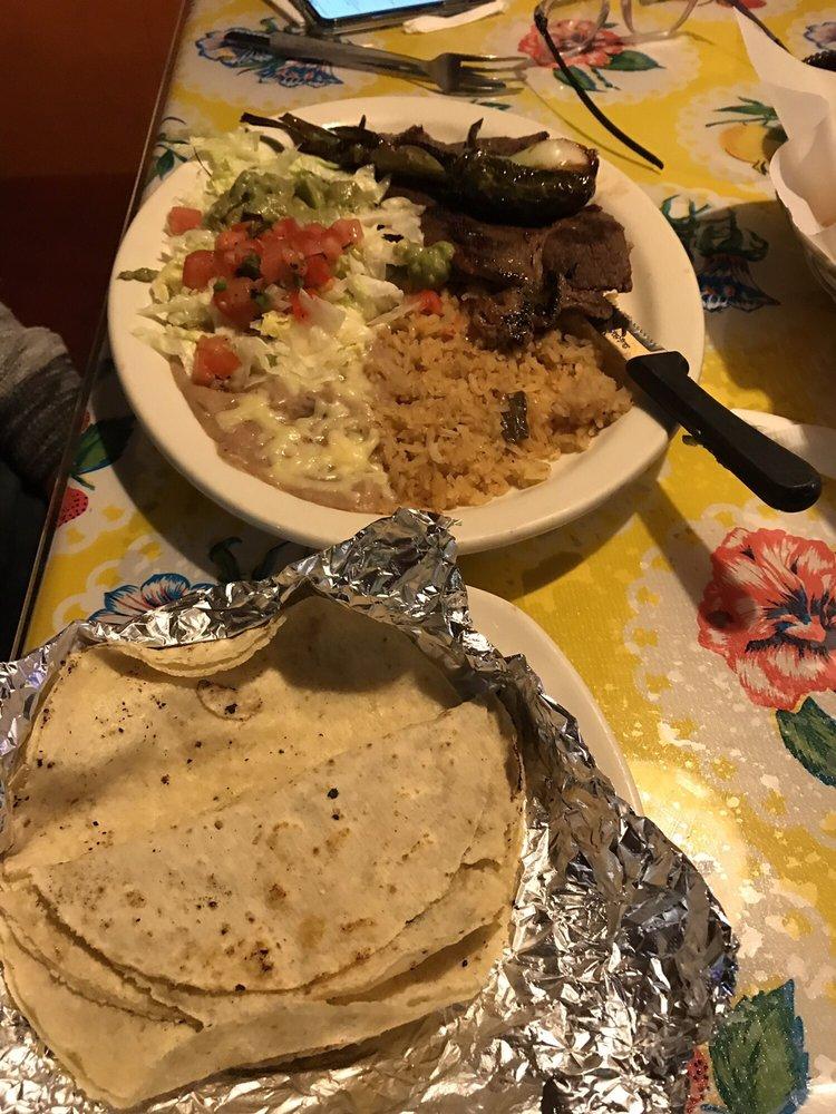 El Cerrito Mexican Grill: 2330 Cobbs Ford Rd, Millbrook, AL