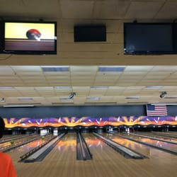 Bowling alley conyers ga