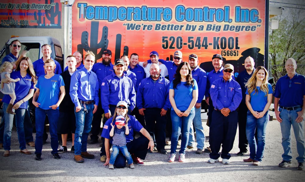 Temperature Control: 215 W Lester St, Tucson, AZ